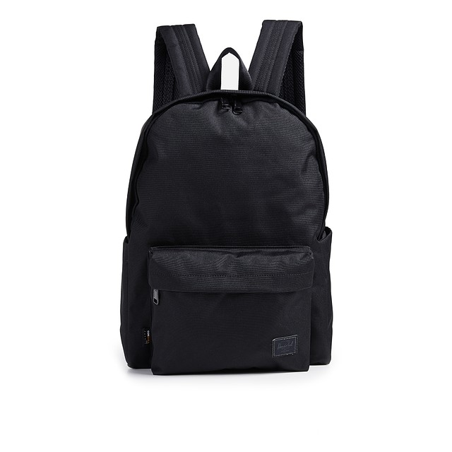Herschel Berg Black - Cordura Collection