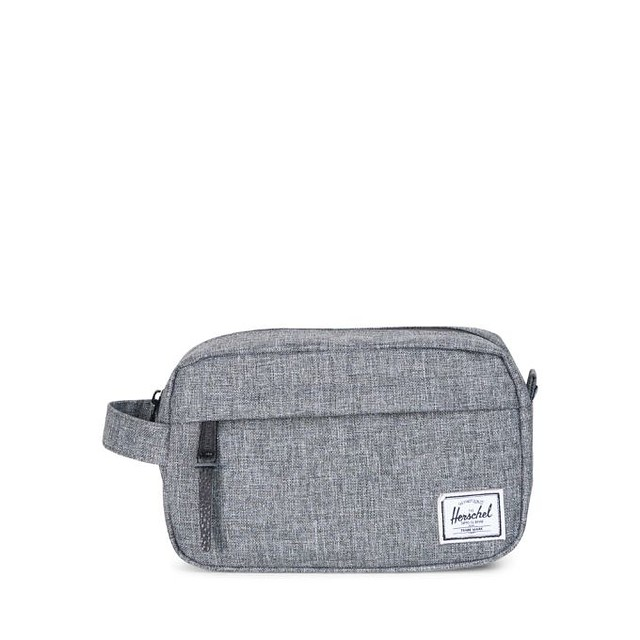 Herschel Chapter Carry-On Raven Crosshatch