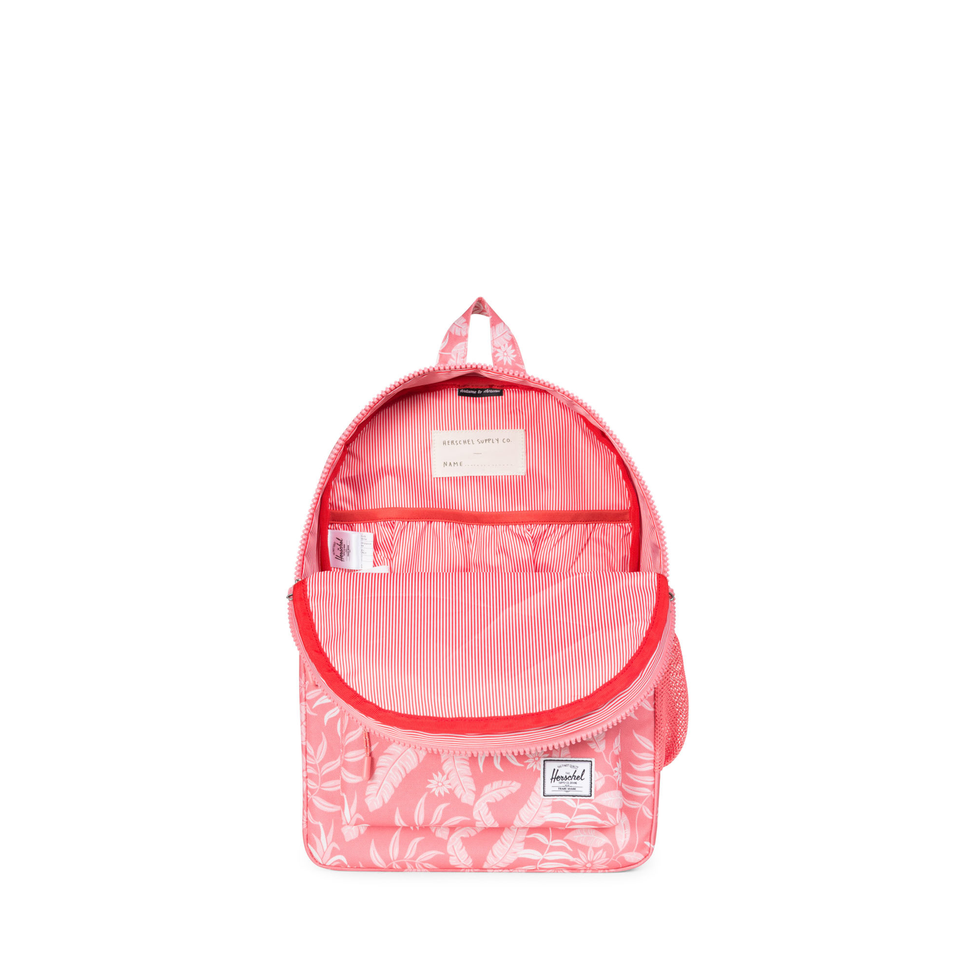 Heritage Youth Backpack - Aloha Georgia Peach - Flying Point Surf 48d49bce31ab5