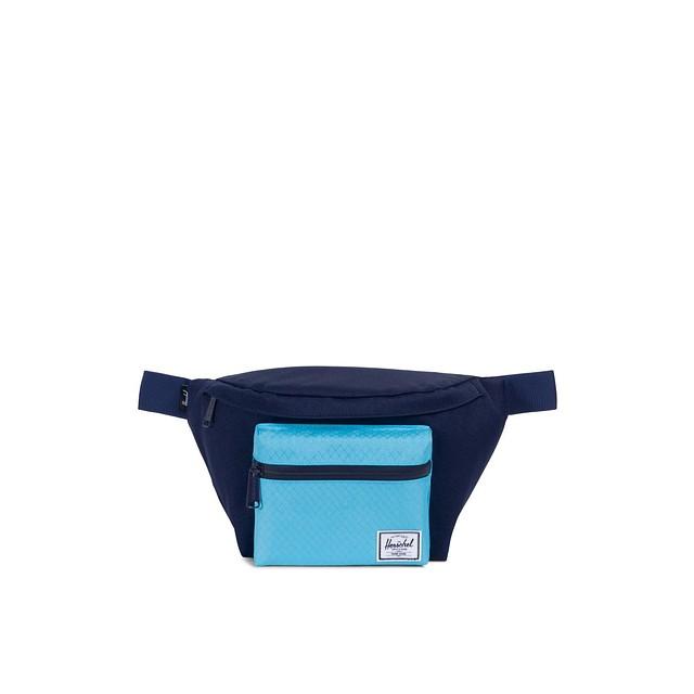 Herschel Seventeen Hip Pack Peacoat/Bachelor Button