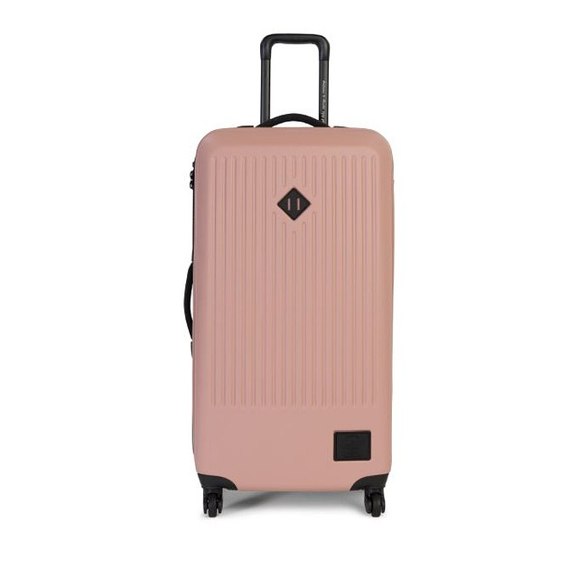 Herschel Trade Large Hardshell Ash Rose