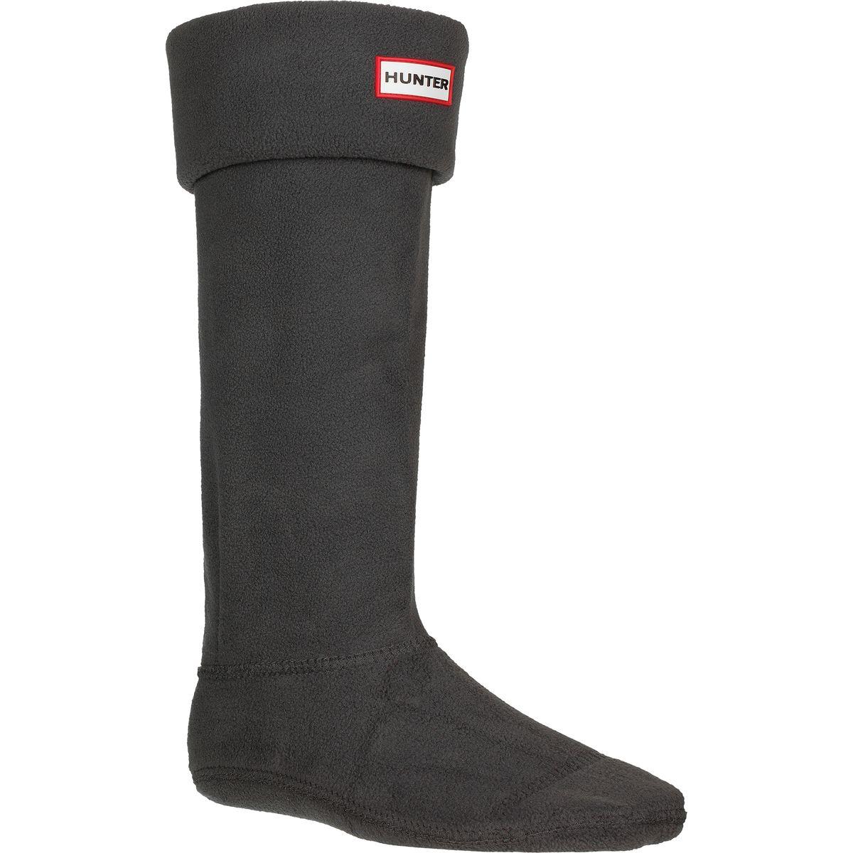 Original Tall Fleece Welly Boot - Dark Slate