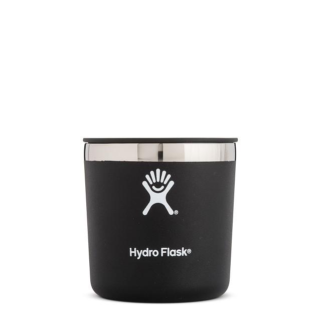 Hydro Flask 10 oz Rocks Black