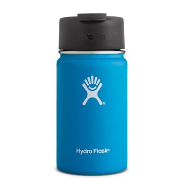 Hydro flask Wide Mouth w/ Hydro Flip Pacific 12oz
