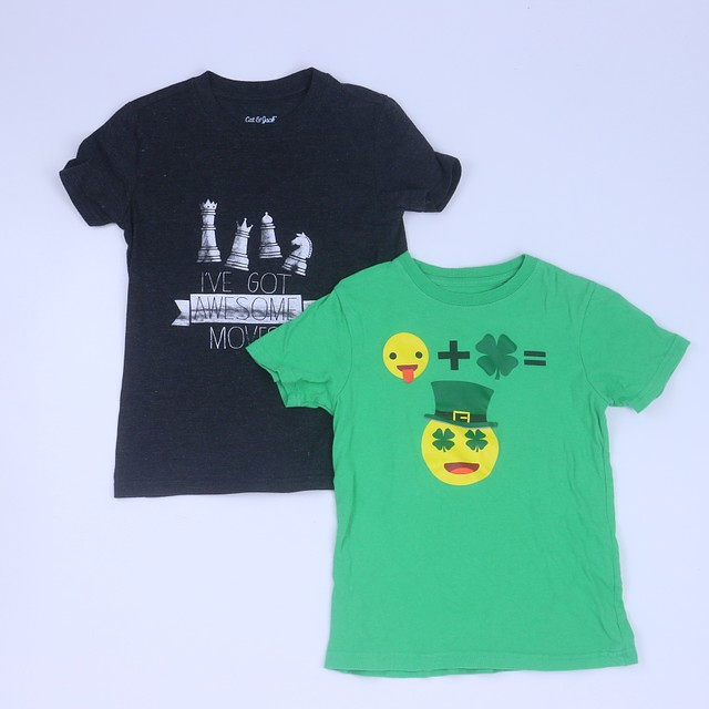 Isaac Morris | Cat & Jack T-Shirts6-7 Years