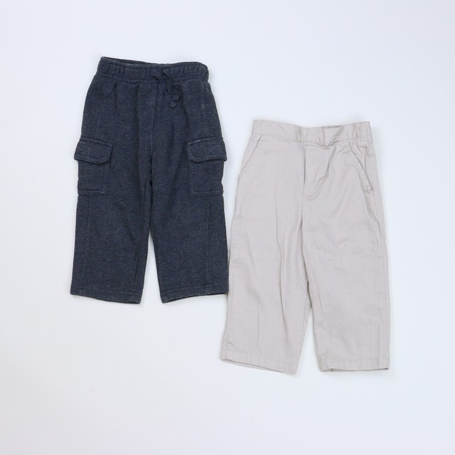 2e9120c15ed98 Jumping Beans/Unknown Brand Set of 2 Pants 18 Months