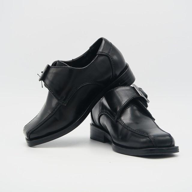 Madison Avenue Black Shoes 6 Toddler