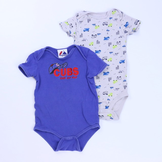 6fe299d3b Majestic | Carter's Set of 2 Onesie 24 Months