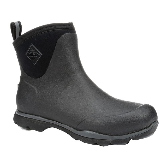 Muck Boot Company Arctic Excursion Ankle Black