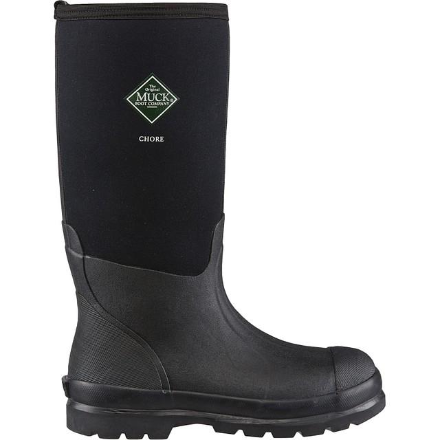 Muck Boot Company Chore Hi Black