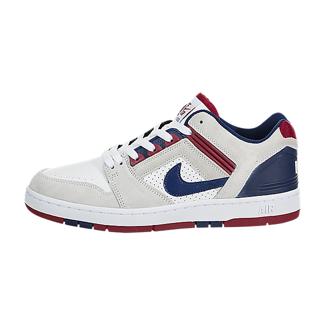 Nike SB Air Force II Low White/Blue/Red