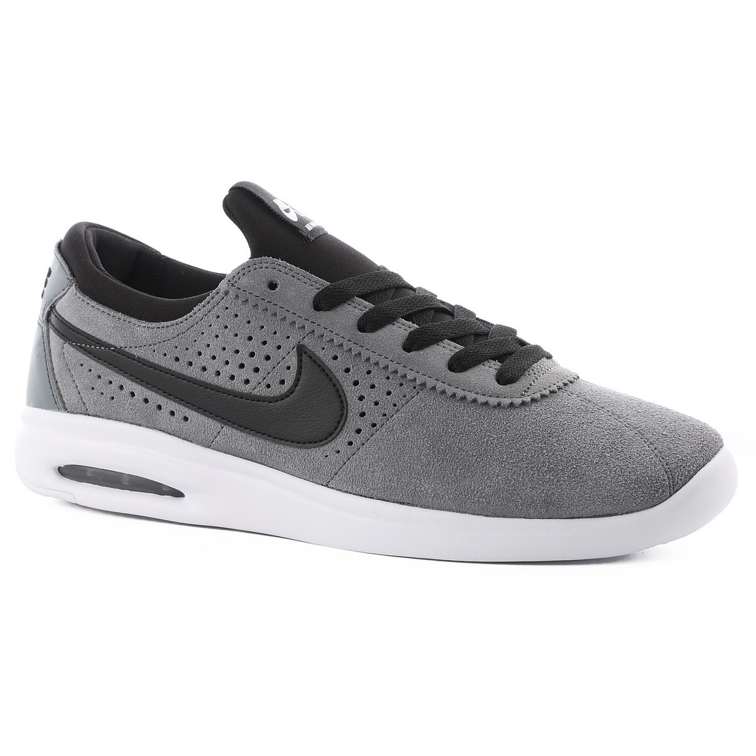 SB Air Max Bruin Vapor Cool GreyWhiteMens Flying Point Surf