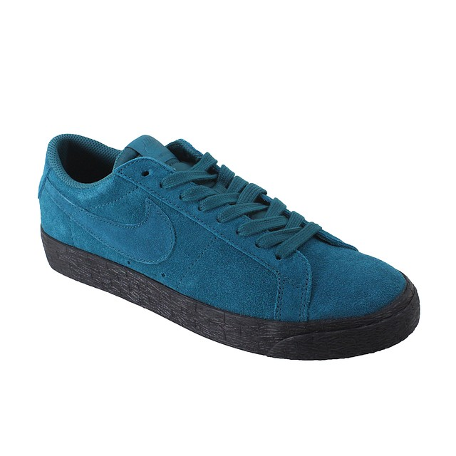 Nike SB Zoom Blazer Low Geode Teal / Black