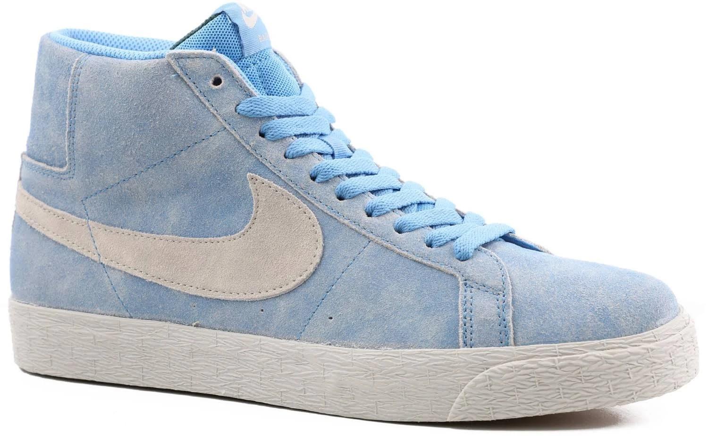 40e0bdaafc55e Footwear · Womens · Sneakers · SB Zoom Blazer Mid - University Blue  ...