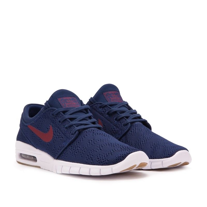 separation shoes fd994 bde65 janoski air max blue