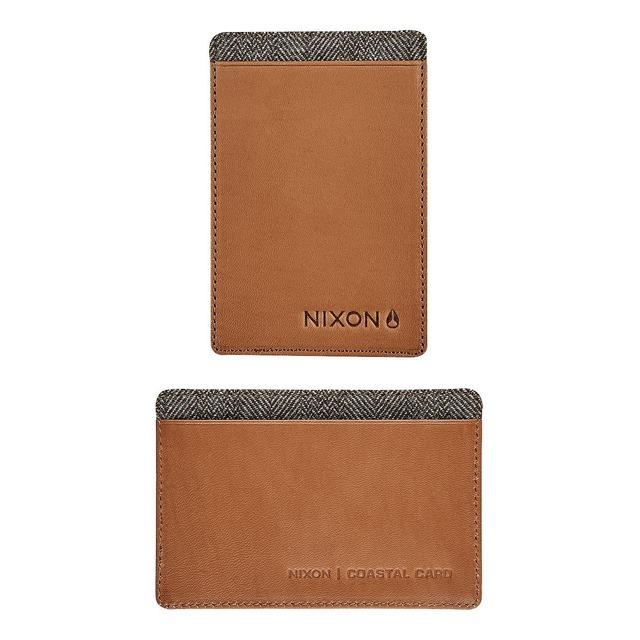 Nixon Coastal Card Saddle