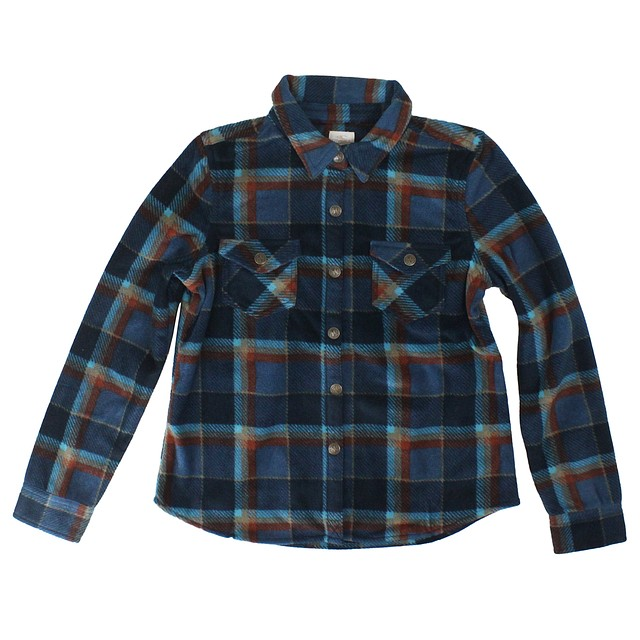 O'Neill Fun Time Flannel Deep Teal