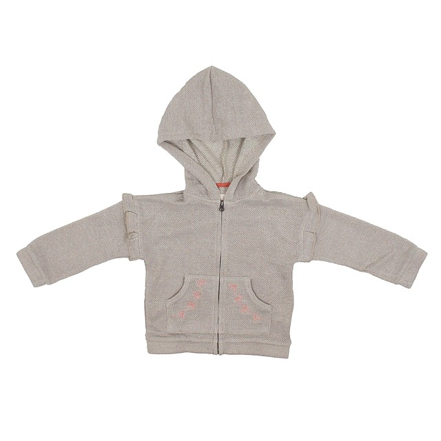 O'Neill Lou Zip-Up Hoodie Warm Taupe
