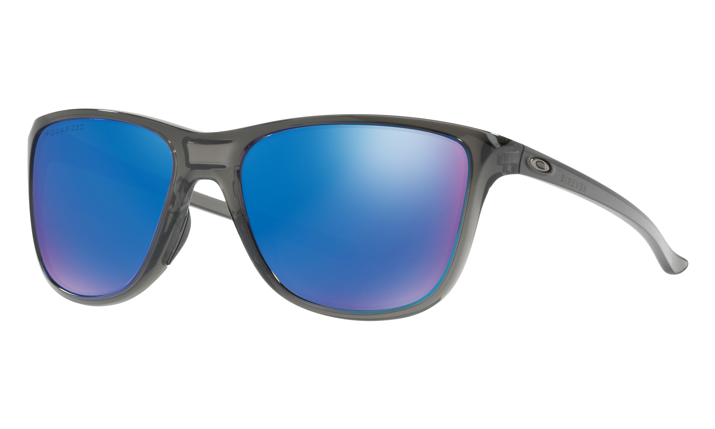 Oakley Reverie Grey Smoke Damen Sonnenbrille PYsdfEhG5