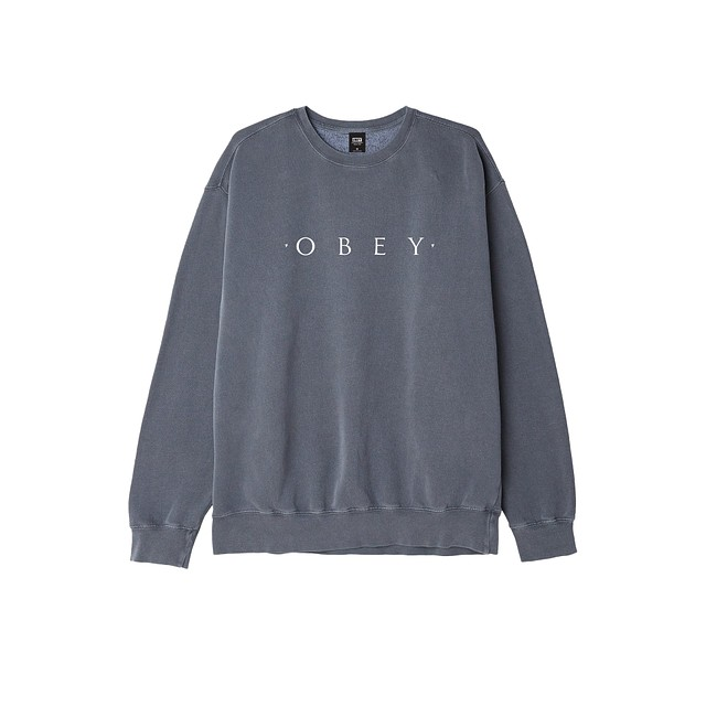 Obey Novel Obey Dusty Black