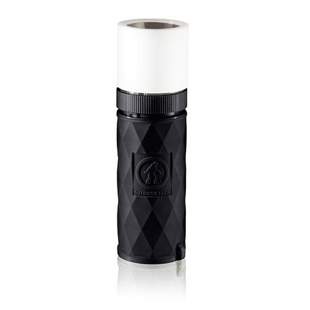 OutDoor Tech BuckShot Pro Rugged Wireless Flashlight Power Bank Black
