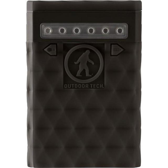 Outdoor Tech Kodiak Plus 2.0 Power Bank Black