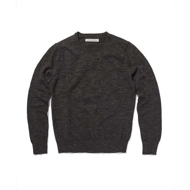 Outerknown Noche Charcoal Heather