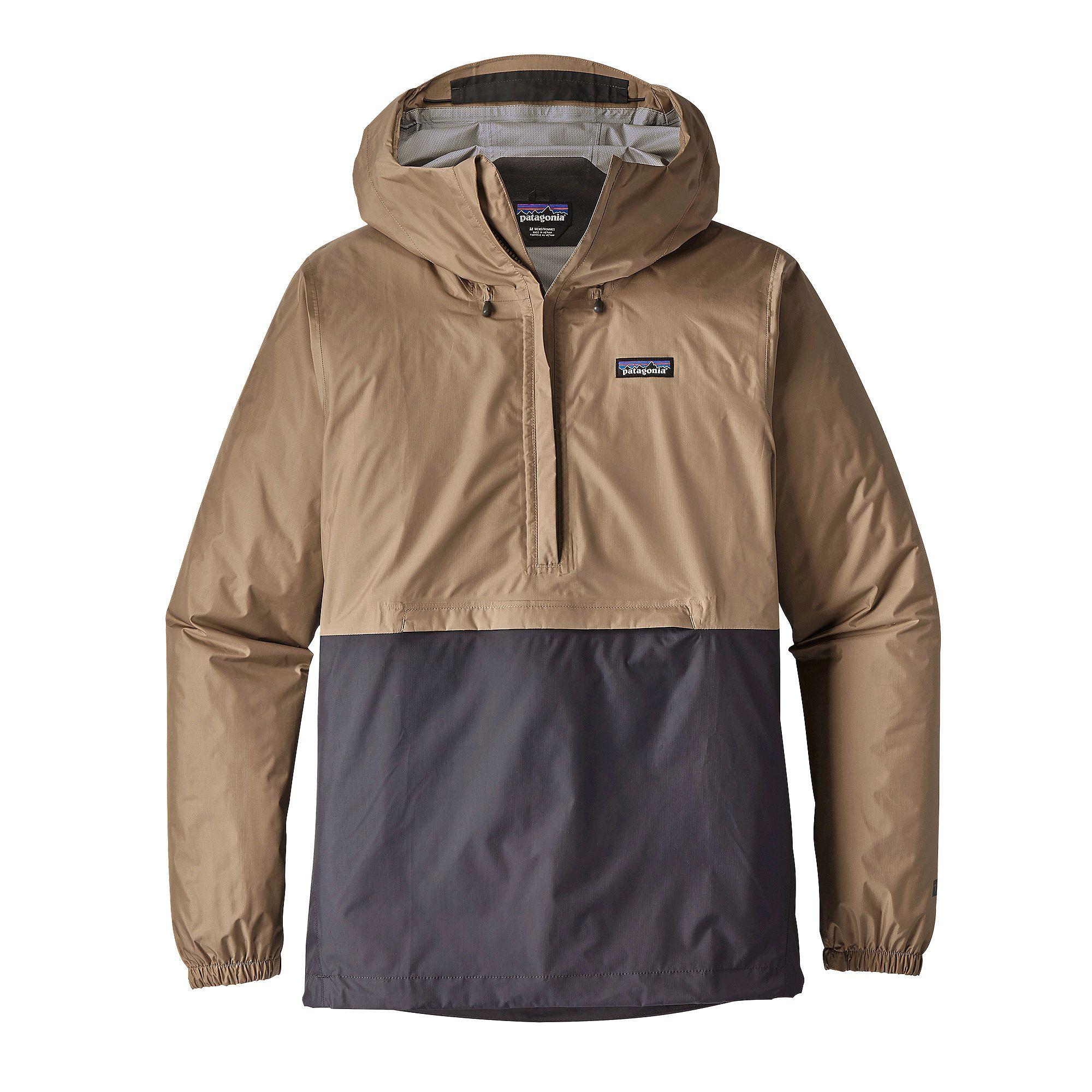 Patagonia jackets & coats   mens torrentshell pullover windbreaker.