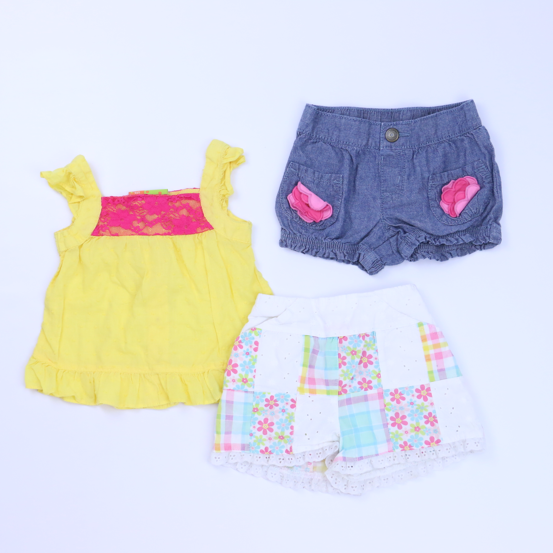 a00d682ca 3-pieces Apparel Sets size  2T - The Swoondle Society