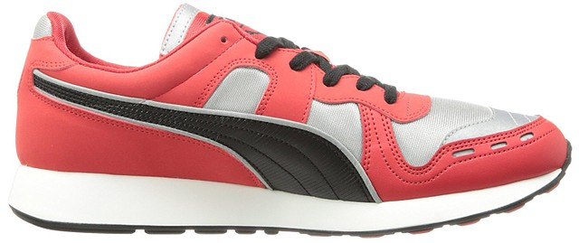 768a3c57046d6a Puma Men s RS 100 AW Running Sneakers Gray High Risk Red 10 New