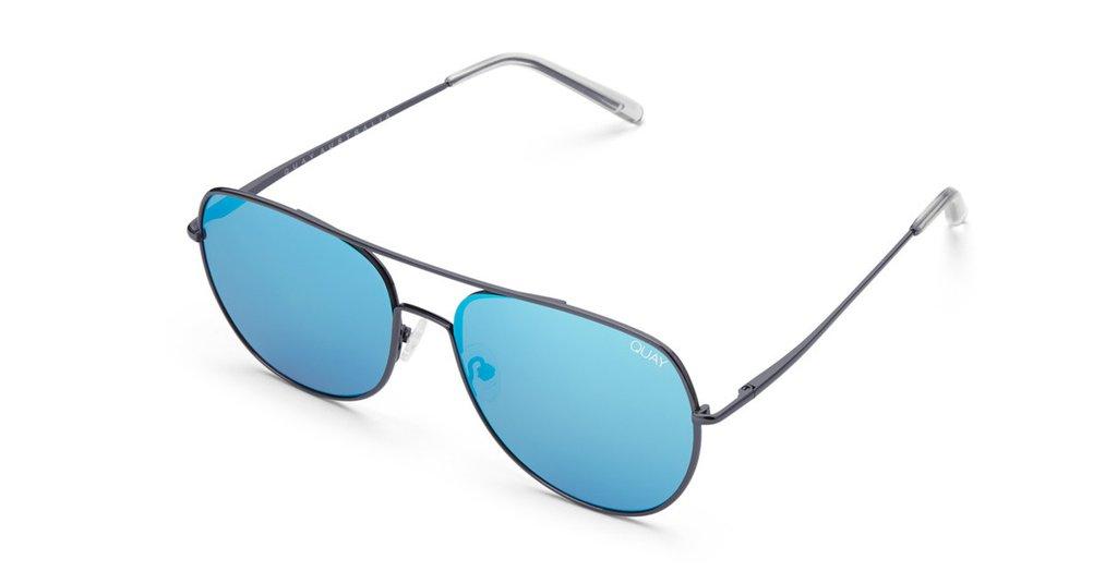 c5fc99f30c Accessories · Mens · Sunglasses · Living Large - Gunmetal  Blue Mirror