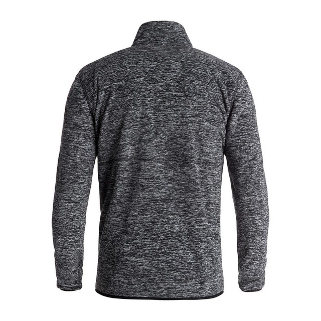 Quiksilver Butter Technical Fleece Black Heather