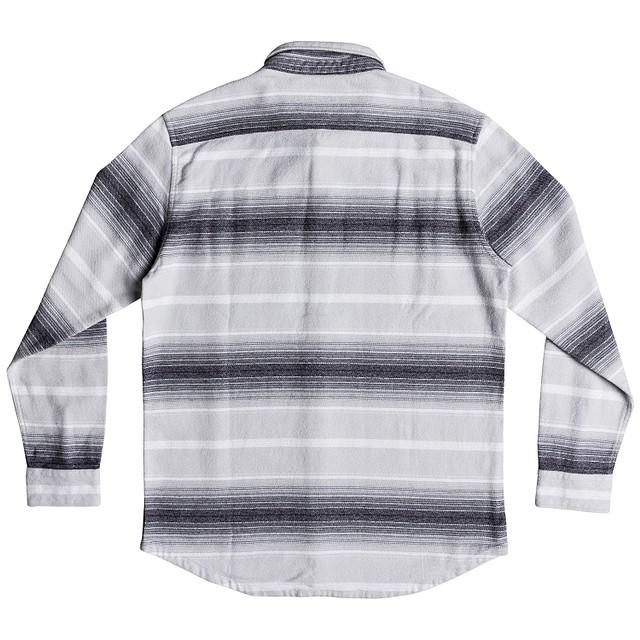 Quiksilver Kanagawa Micro Chip Heavy Flannel Strip