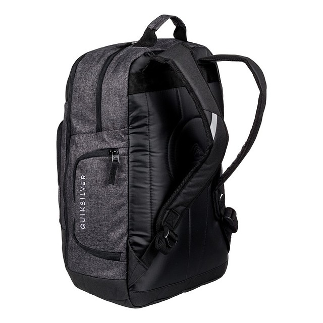 Quiksilver Shutter Black Heather/Black