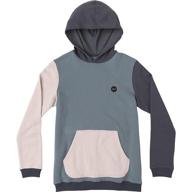 Hooded Jumper for Boys 8-16 Fleece Top Quiksilver Keller