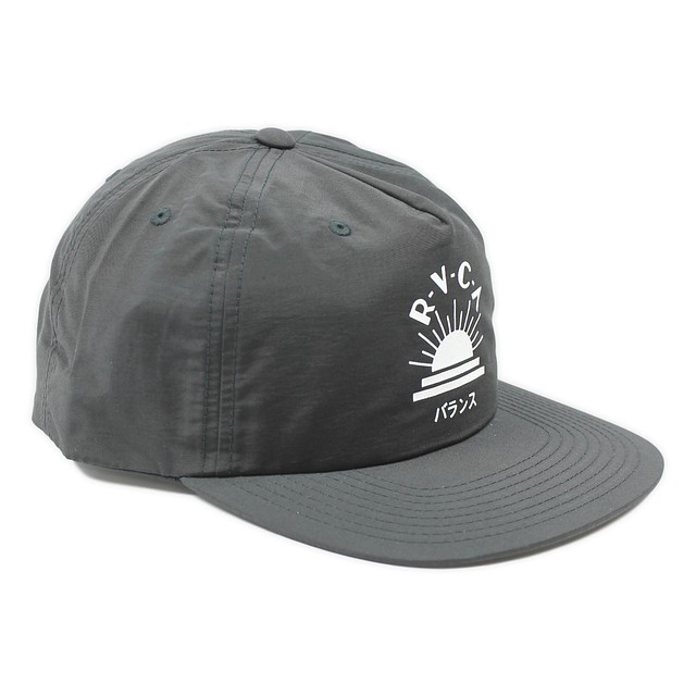 RVCA Mens Graphic Pack Hat