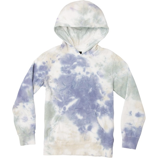 RVCA OS Rinsed Pullover Hoodie Multi