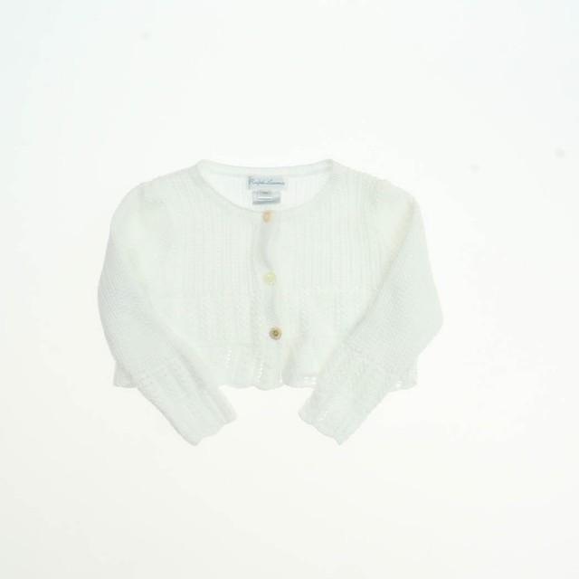 Bluezoo Kids Girls/' White Cardigan