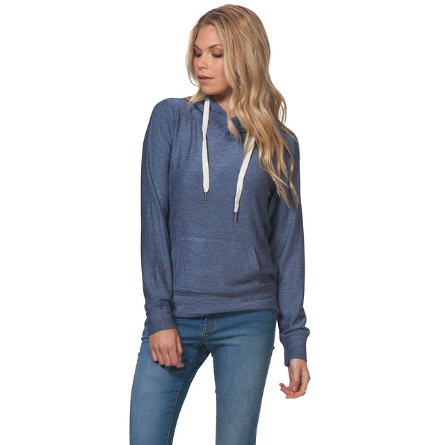 Essentials Hoodie - Navy Heather