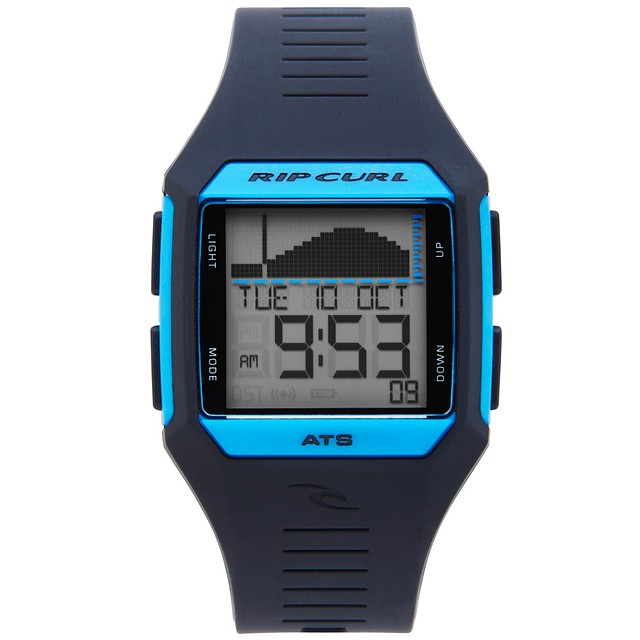 RipCurl Rifles Midsize Tide Black/Blue