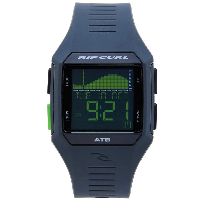 RipCurl Rifles Midsize Tide Black/Green
