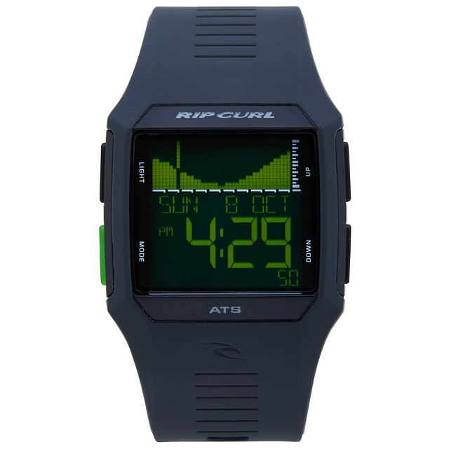 RipCurl Rifles Tide Black/Green