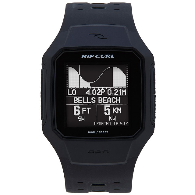RipCurl Search GPS Series 2 Black