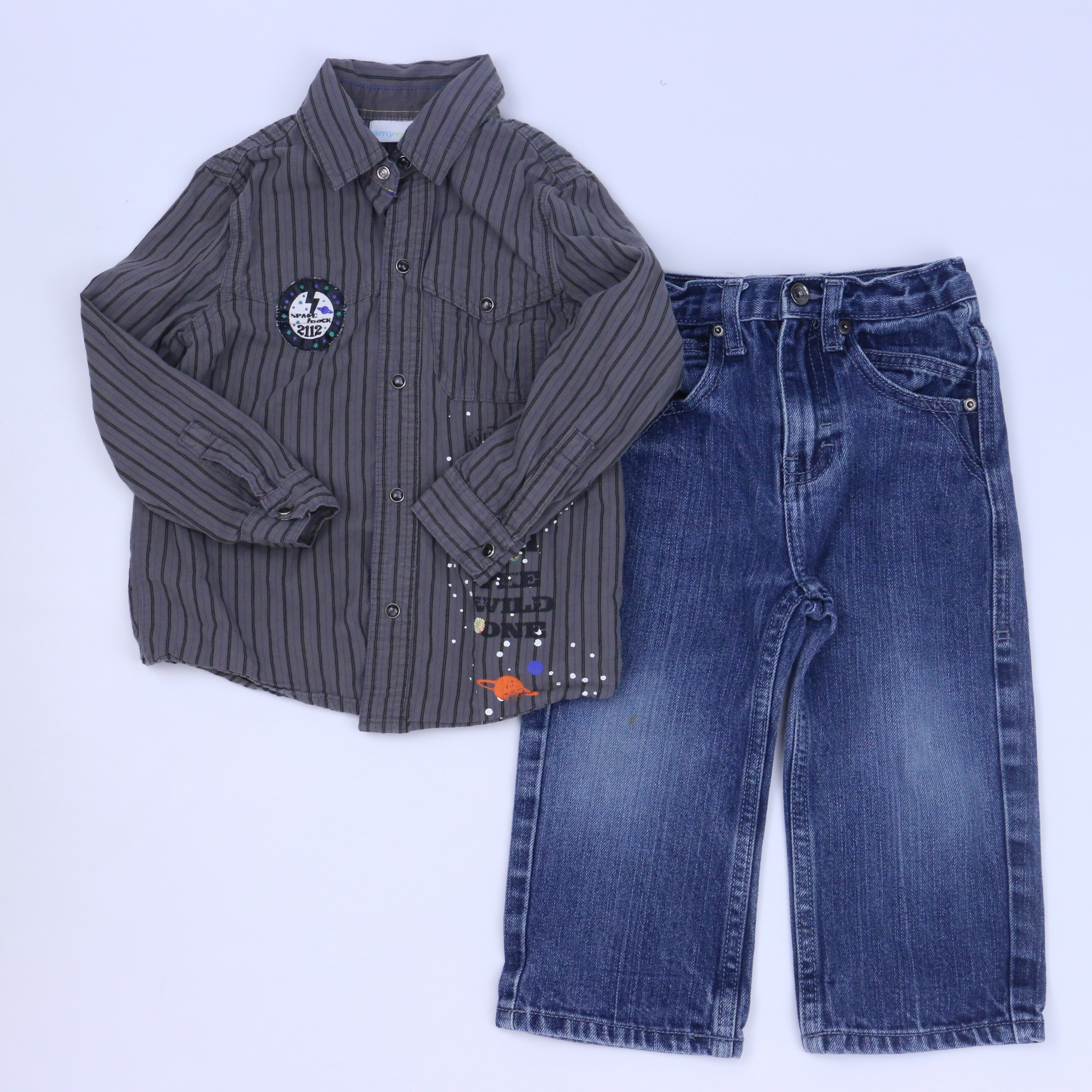 d4f882a12 2-pieces Apparel Sets size  4T - The Swoondle Society