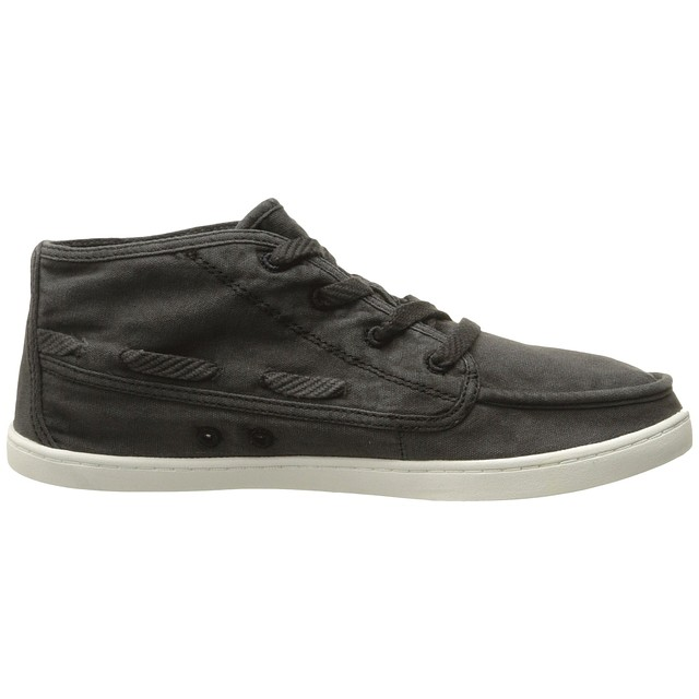 Sanuk Vee K Shawn Washed Black