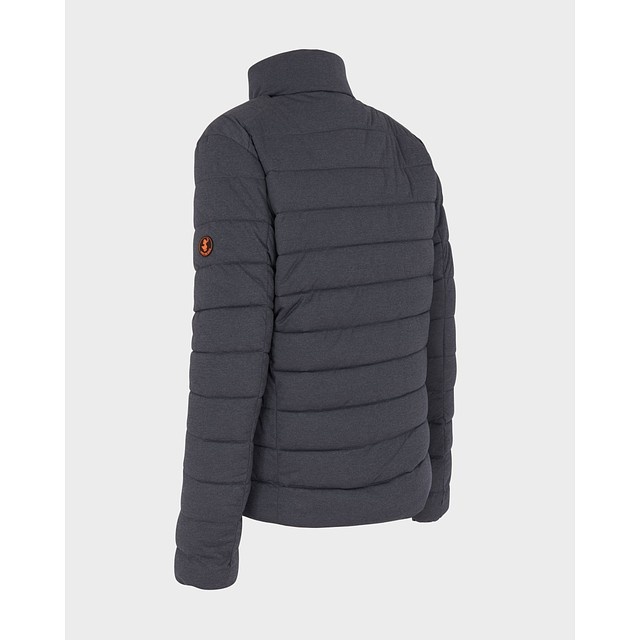 Angy Quilted Short - Grey Black