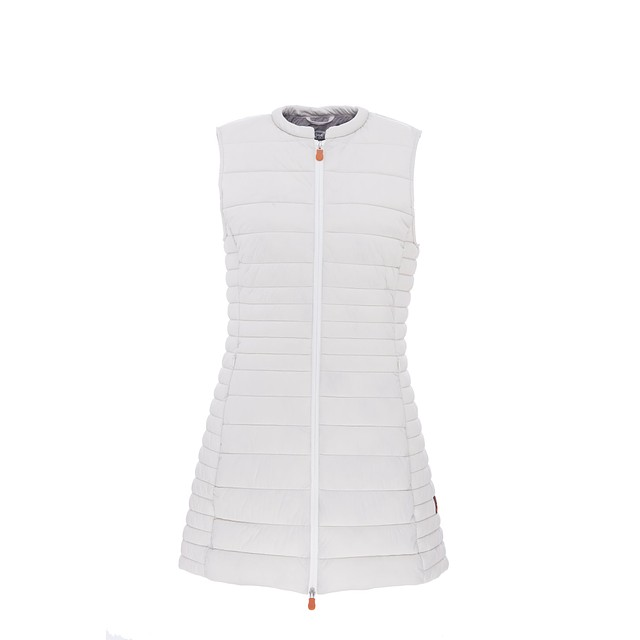 Save The Duck Angy Stretch Sleeveless Snow White