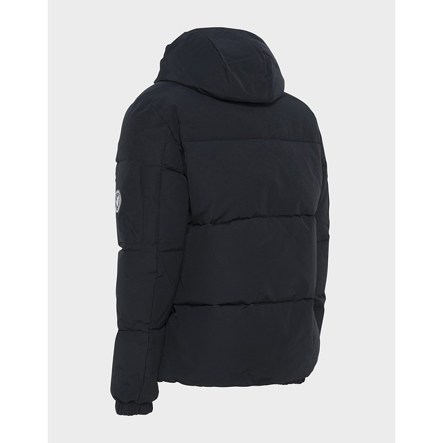 Copy Winter Hooded Parka - Black