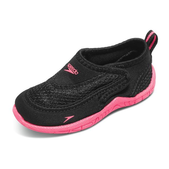 fc523f5bfe04 ... Speedo Toddler Surfwalker Pro 2.0 Black Pink