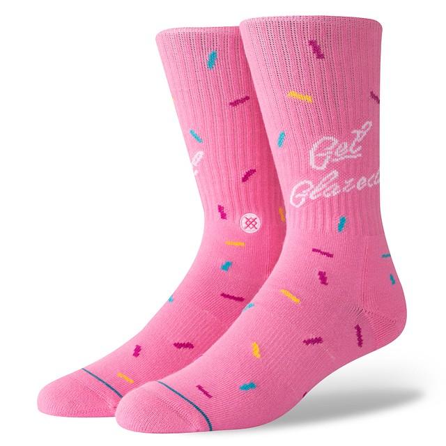 Stance Glazed Pink